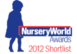 Nursery World Awards 2012